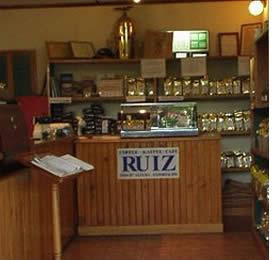 Caf Ruiz Coffee Shop